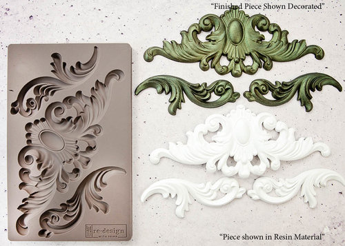 Redesign with Prima Redesign - Mould - Thorton Medaillon