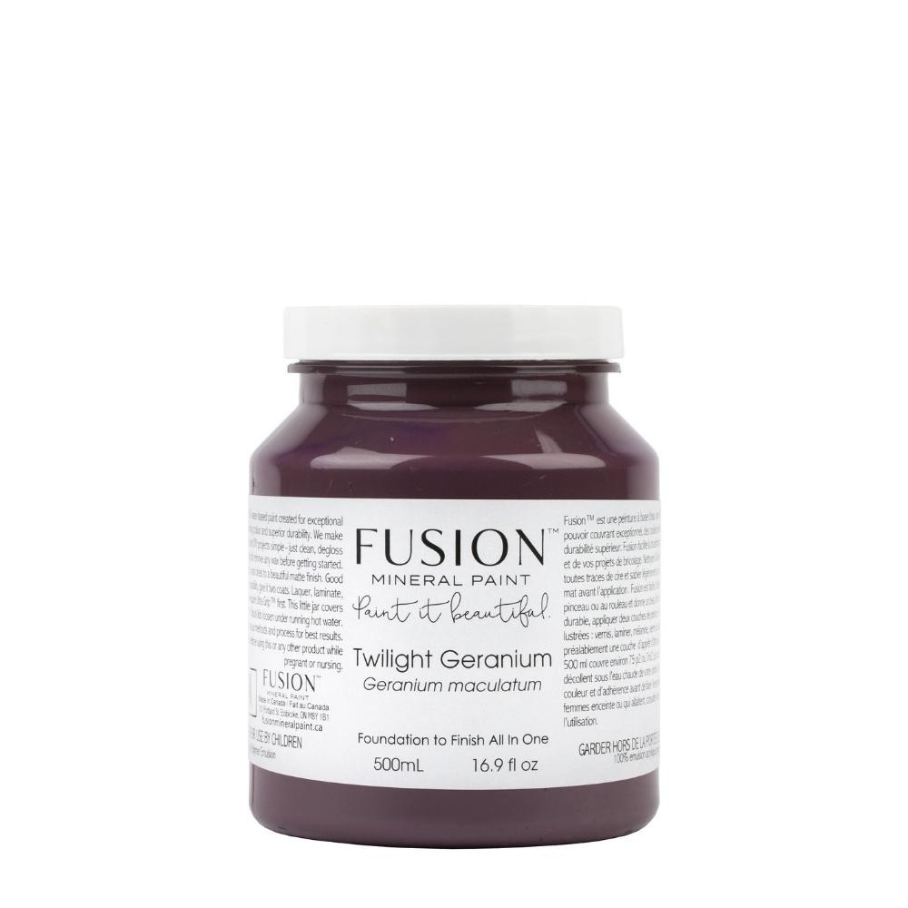 Fusion Mineral Paint Fusion - Twilight Geranium - 500ml