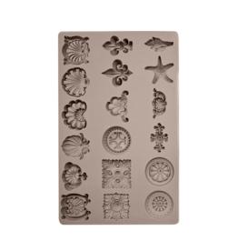 Redesign with Prima Redesign - Mould - Seashore treasures