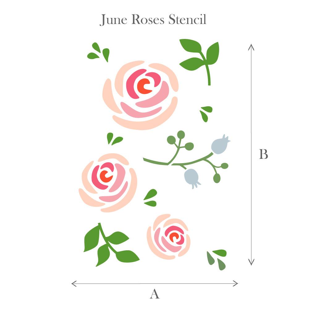 Dala Muses Dala Muses - June Roses