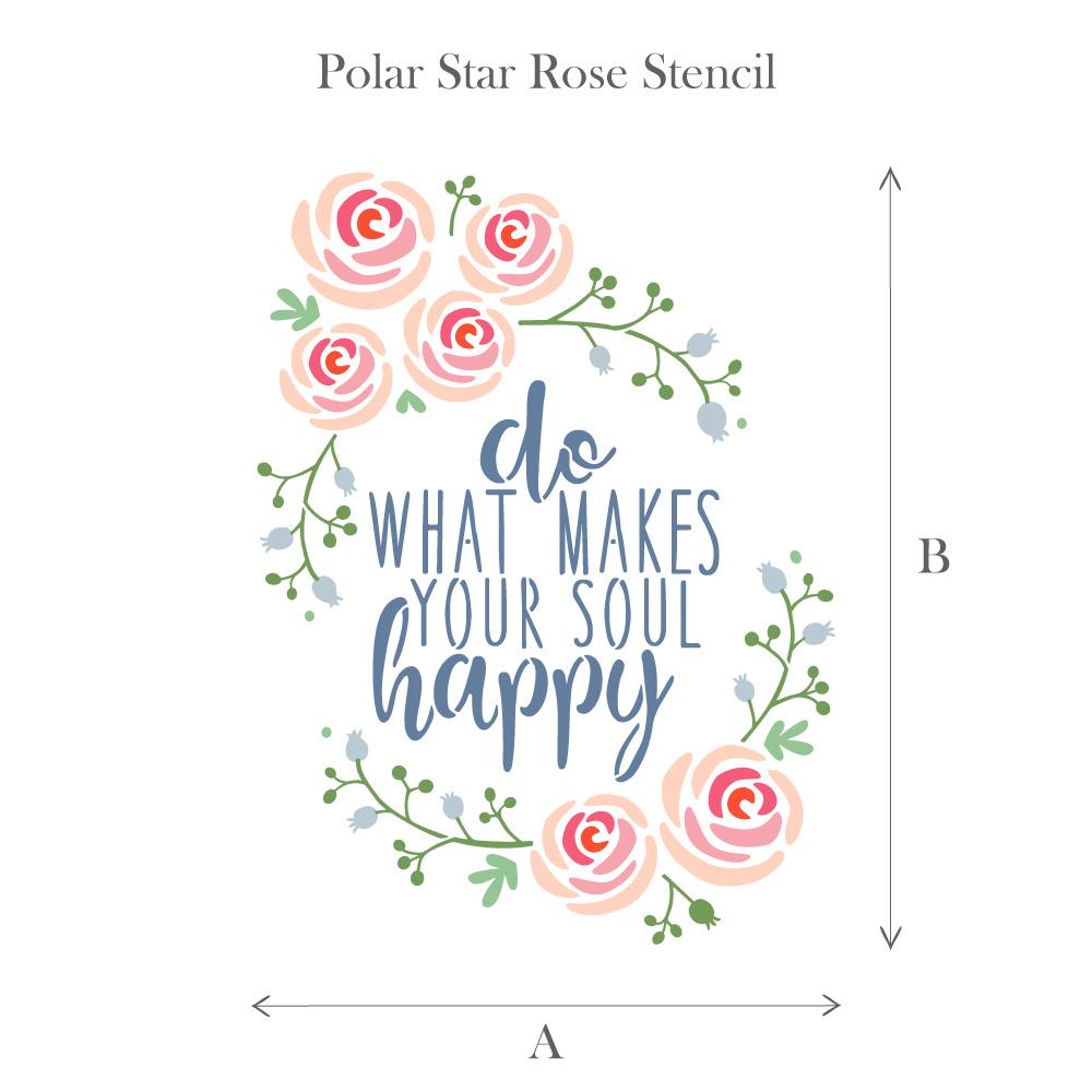 Dala Muses Dala Muses - Polar star rose