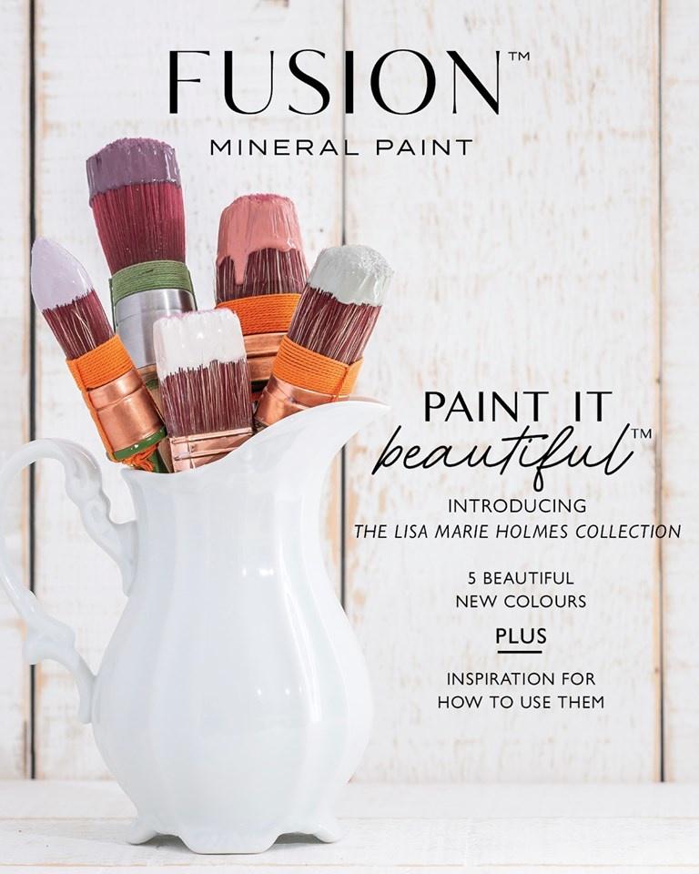 Fusion Mineral Paint Fusion - DIY magazine