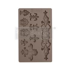 Redesign with Prima Redesign - Mould - Fleur De Lis