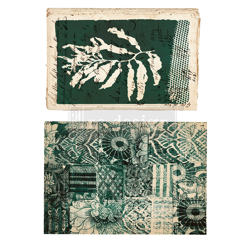 Redesign with Prima Redesign - Decor Transfer - Algae
