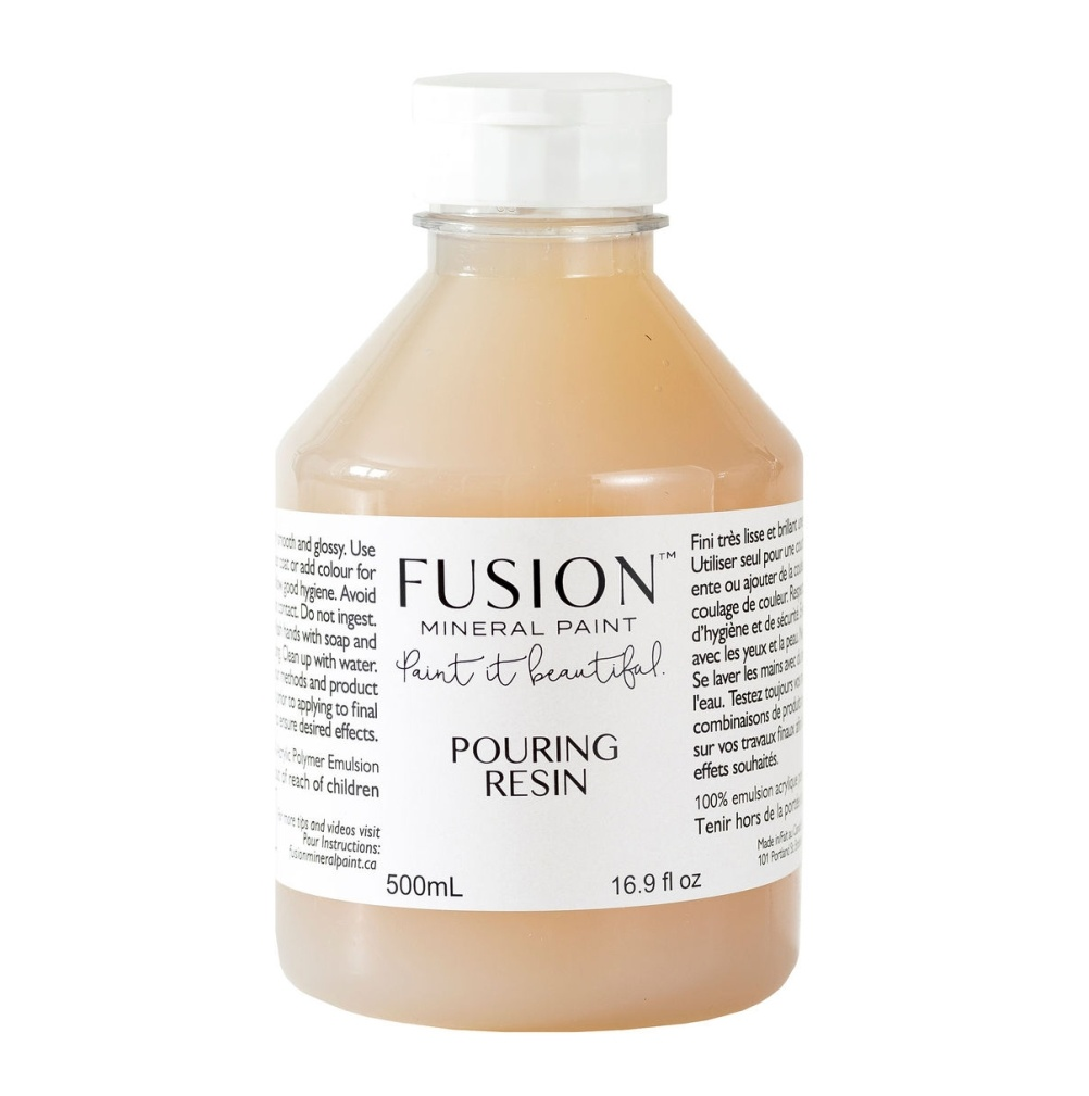 Fusion Mineral Paint Fusion - Pouring Resin - 500ml