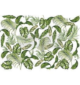 Redesign with Prima Redesign - Decor Transfer - Tropical Paradise