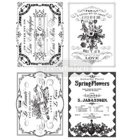 Redesign with Prima Redesign - Decor Transfer - Spring Flowers