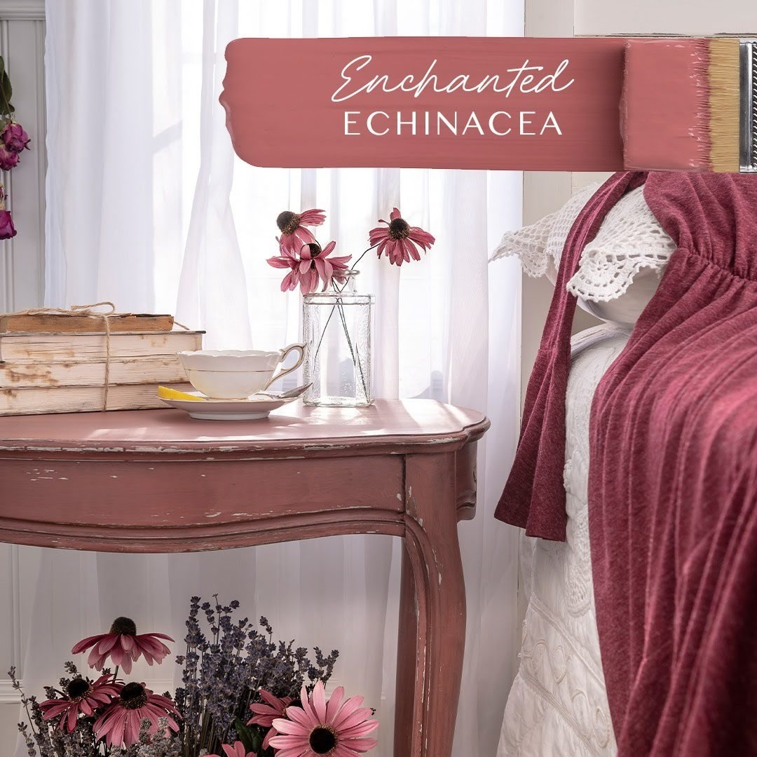 Fusion Mineral Paint Fusion - Enchanted Echinacea - 37ml