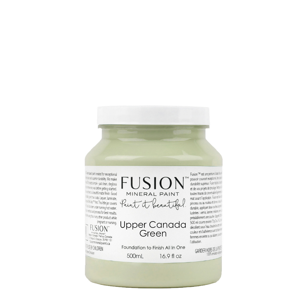 Fusion Mineral Paint Fusion - Upper Canada Green - 500ml