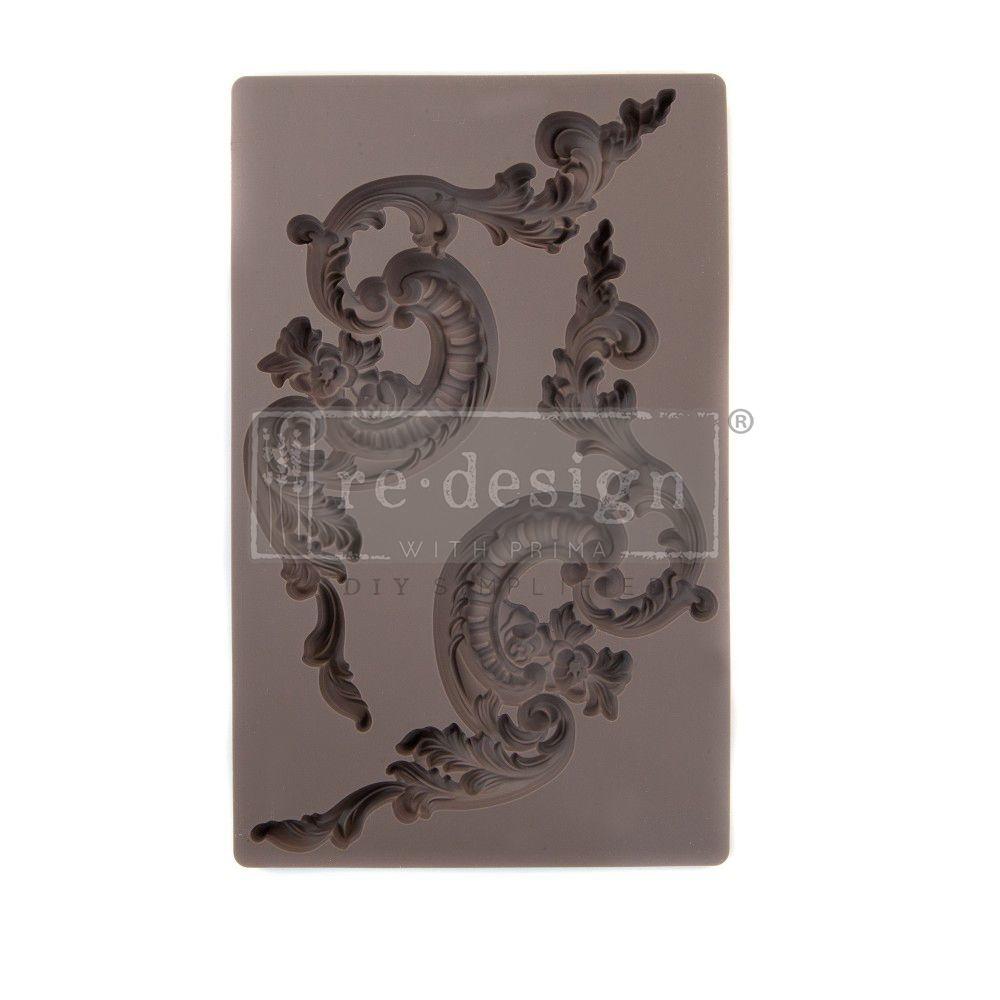 Redesign with Prima Redesign - Mould - Italian Villa Scrolls