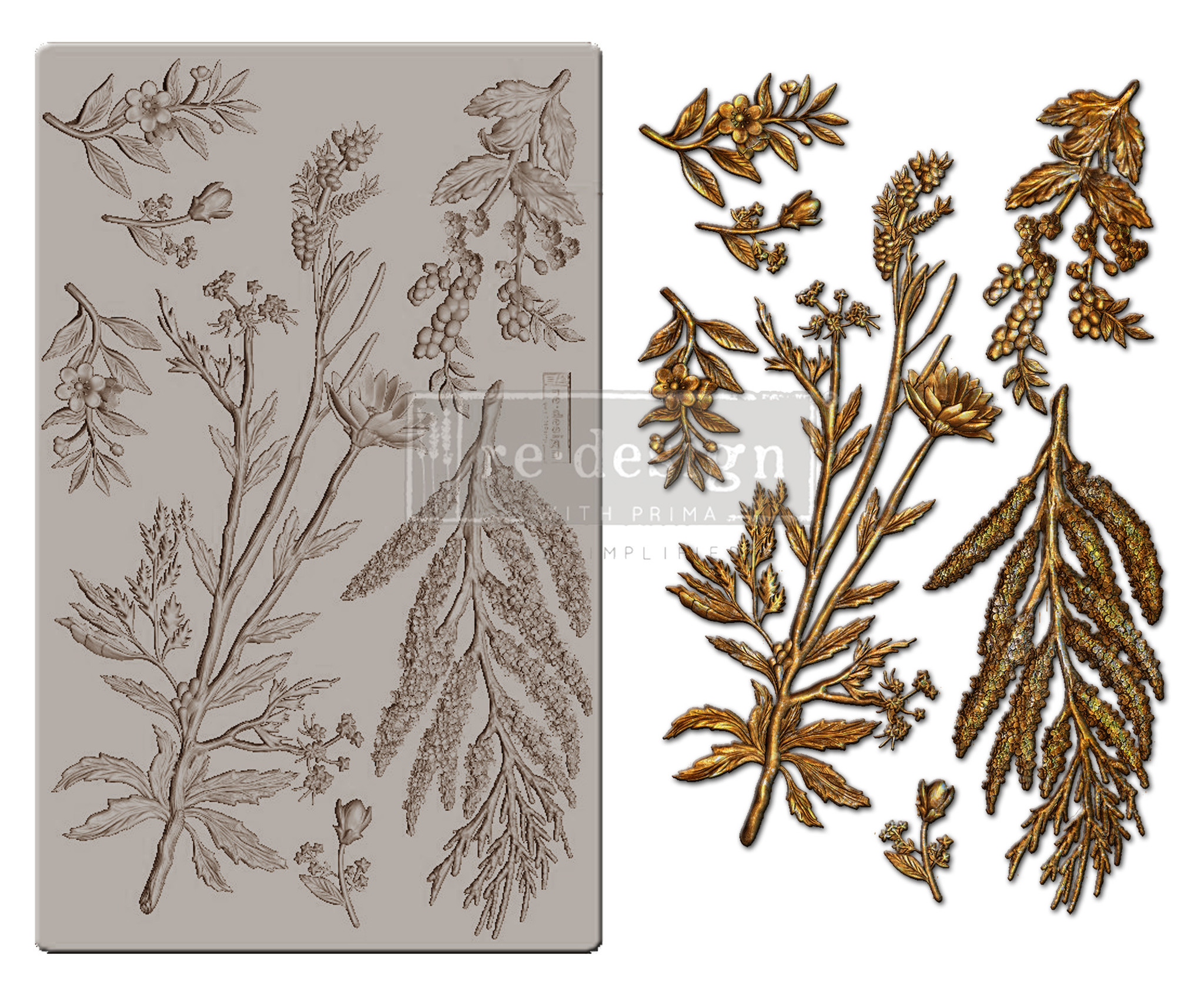Redesign with Prima Redesign - Mould - Herbology