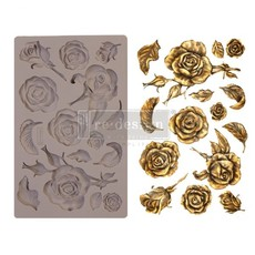 Redesign with Prima Redesign - Mould - Fragrant Roses