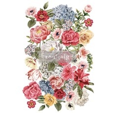 Redesign with Prima Redesign - Decor Transfer - Wondrous Floral II