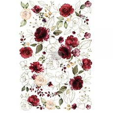 Redesign with Prima Redesign - Decor Transfer - Midnight Floral