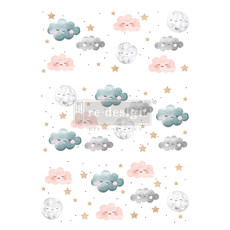 Redesign with Prima Redesign - Decor Transfer - Sweet Lullaby