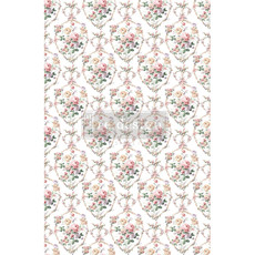 Redesign with Prima Redesign - Decor Transfer - Floral Court