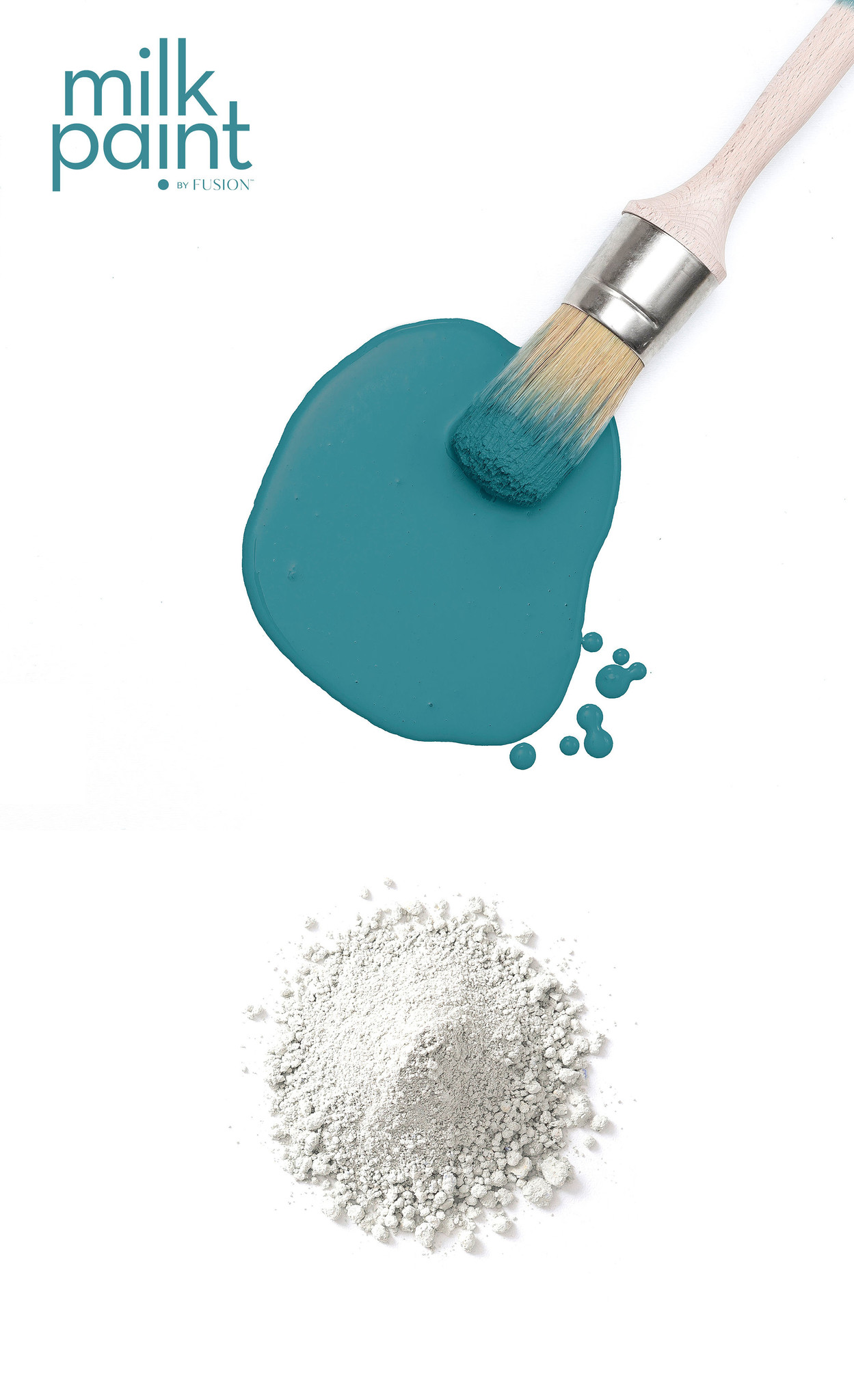 Fusion Mineral Paint Fusion - Milk Paint - Poolside - 330gr