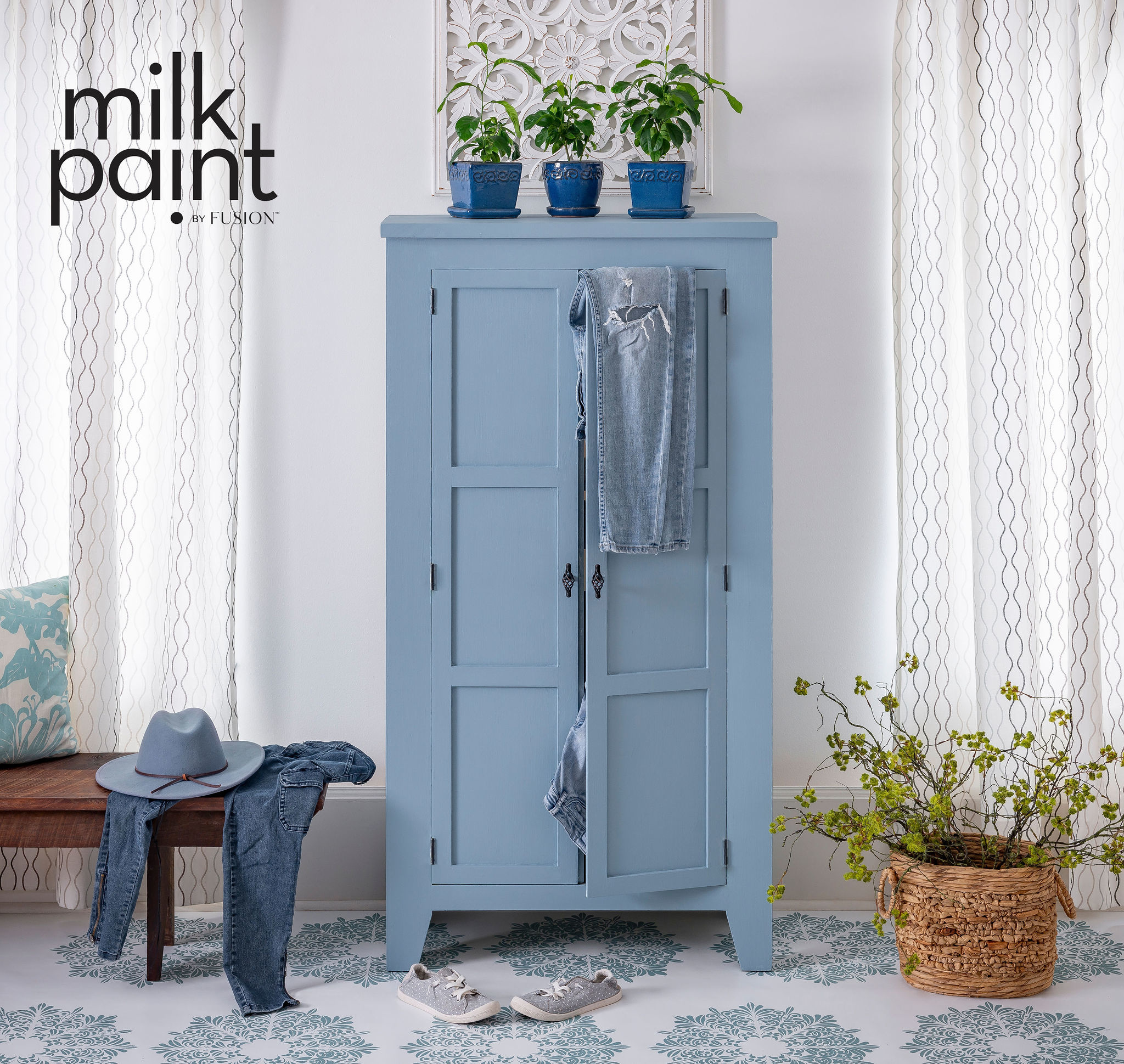 Fusion Mineral Paint Fusion - Milk Paint - Skinny Jeans - 330gr