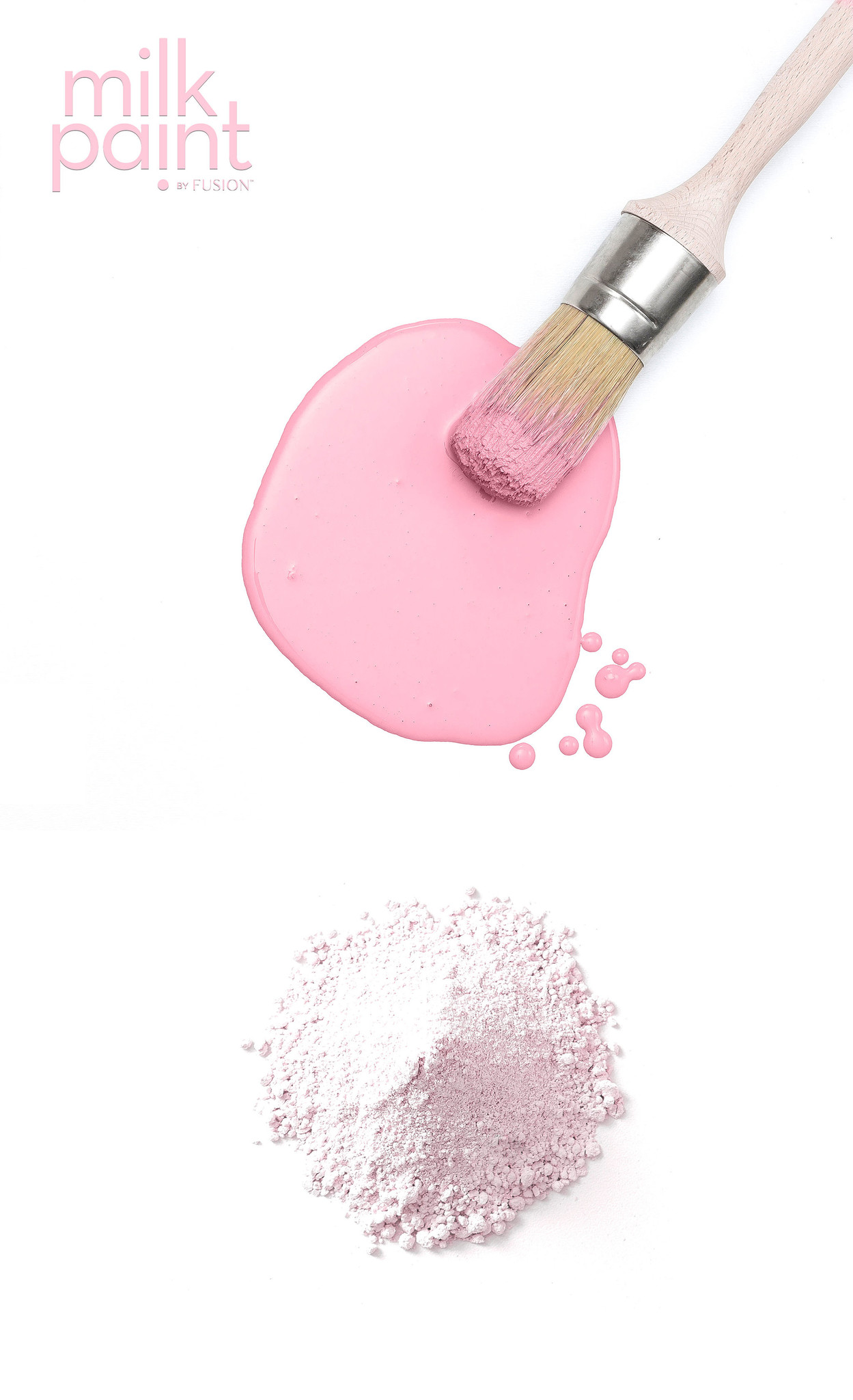 Fusion Mineral Paint Fusion - Milk Paint - Palm Springs Pink - 330gr