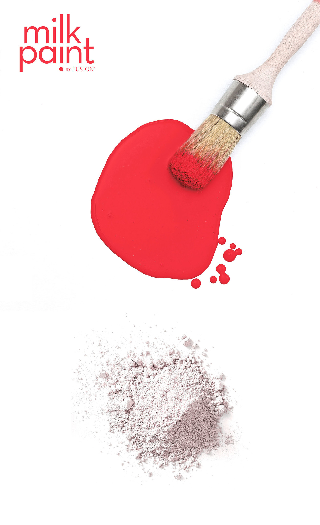 Fusion Mineral Paint Fusion - Milk Paint - Hawaiian Hibiscus - 330gr
