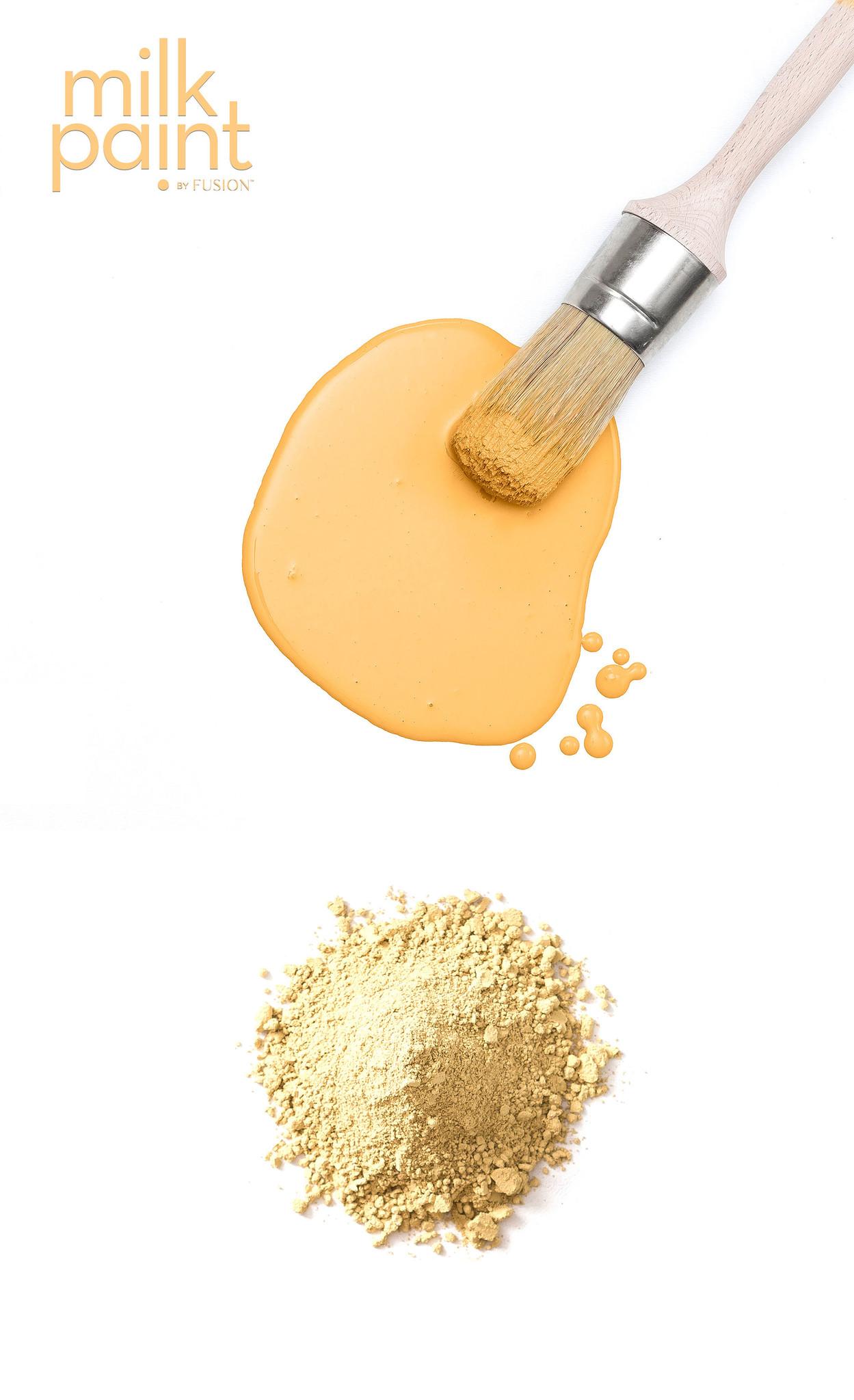 Fusion Mineral Paint Fusion - Milk Paint - Mod Mustard - 330gr