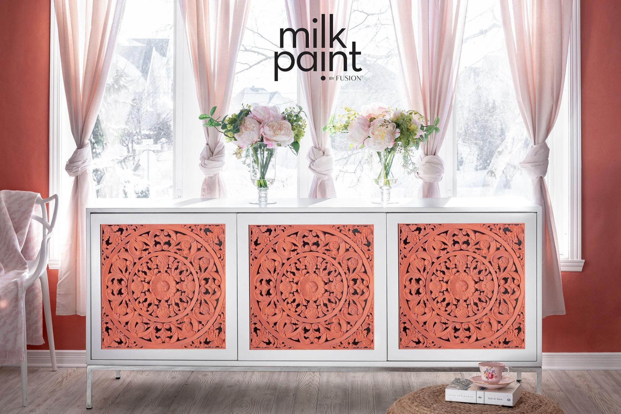 Fusion Mineral Paint Fusion - Milk Paint - Casa Rosa - 50gr