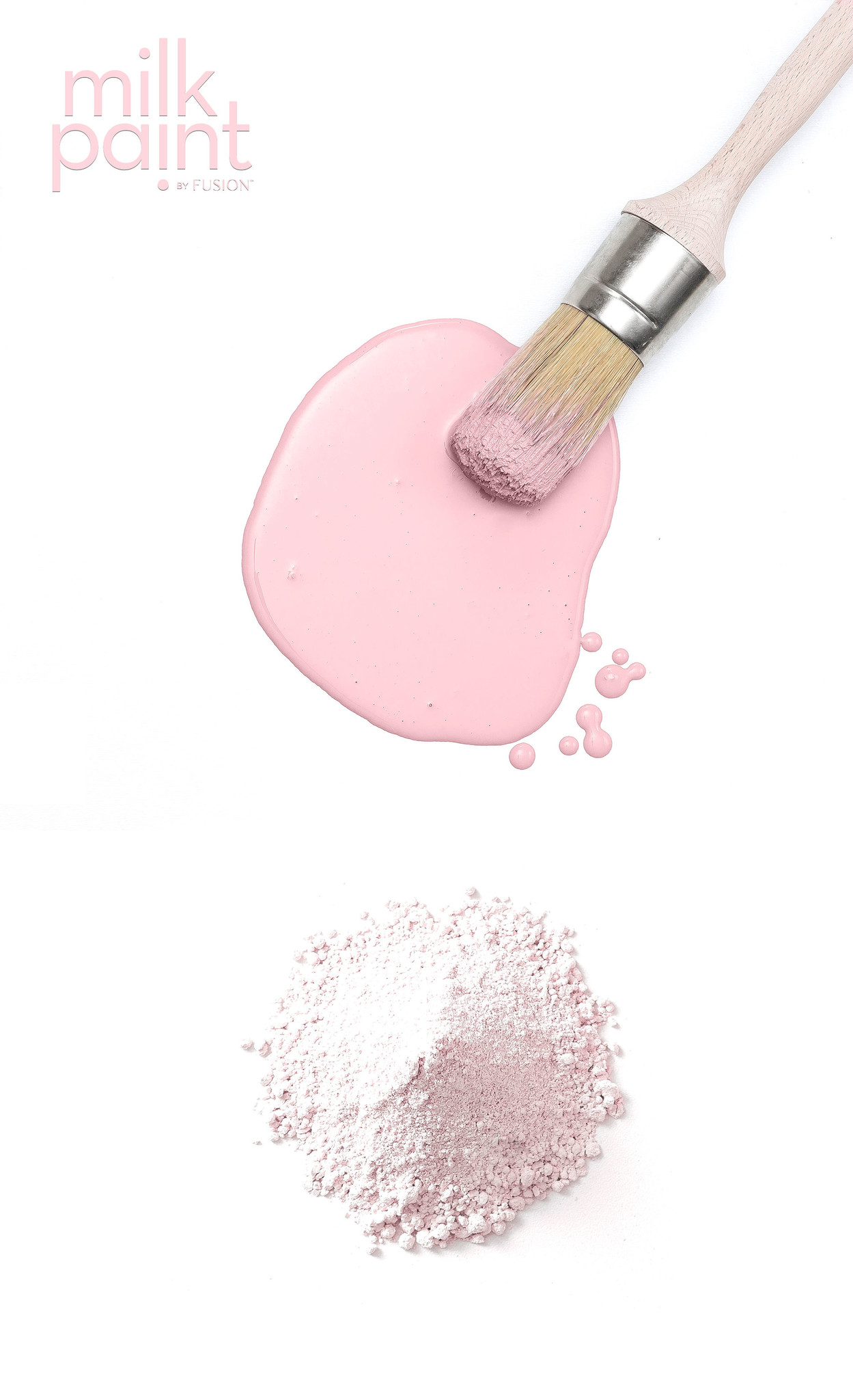 Fusion Mineral Paint Fusion - Milk Paint - Millennial Pink - 330gr