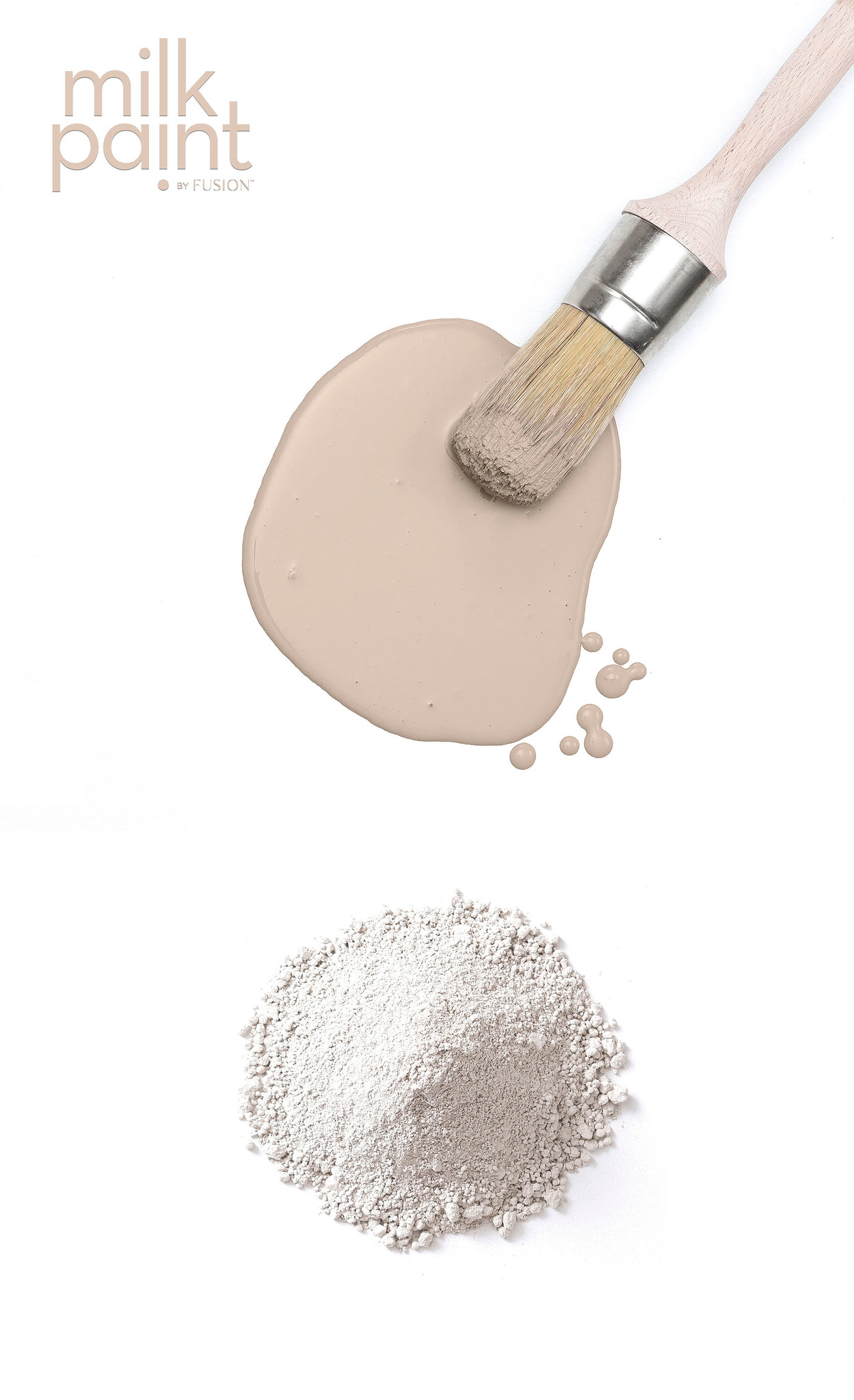 Fusion Mineral Paint Fusion - Milk Paint - Oyster Bar - 330gr