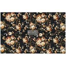 Redesign with Prima Redesign - Decoupage Tissue Paper - Dark Floral