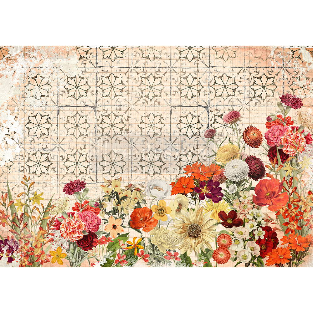Redesign with Prima Redesign - Decoupage Rice Paper - Twilight Field