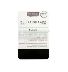 Redesign with Prima Redesign - Décor Ink Pad - Black