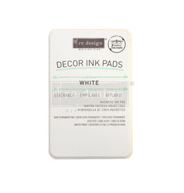 Redesign with Prima Redesign - Décor Ink Pad - White