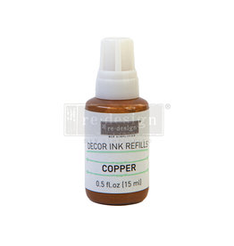 Redesign with Prima Redesign - Décor Ink Refill - Copper