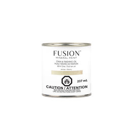 Fusion Mineral Paint Fusion - Stain and Finishing Oil - White - 237ml