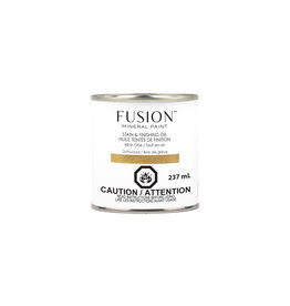 Fusion Mineral Paint Fusion - Stain and Finishing Oil - Driftwood - 237ml