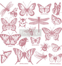 Redesign with Prima Redesign - Clear-Cling Stamps - Monarch Collection