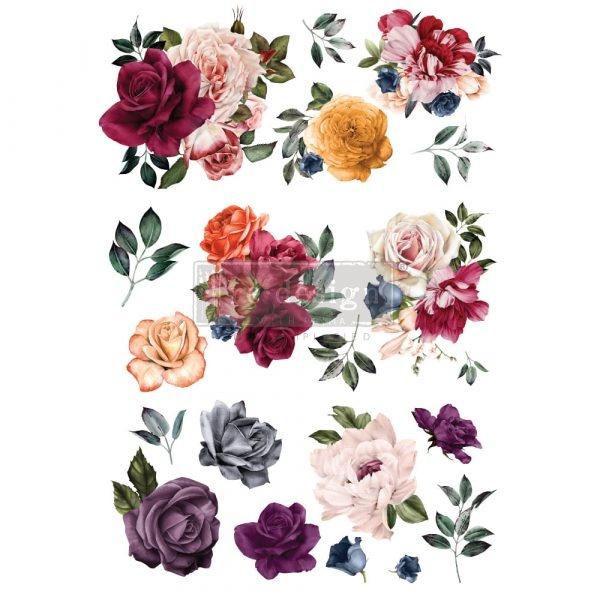Redesign with Prima Redesign - Decor Transfer - Beautiful Things