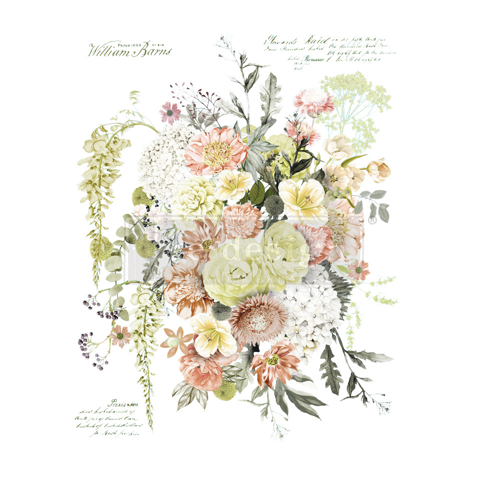 Redesign with Prima Redesign - Decor Transfer - Life in Full Bloom
