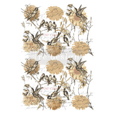 Redesign with Prima Redesign - Decor Transfer - Vintage Rustic