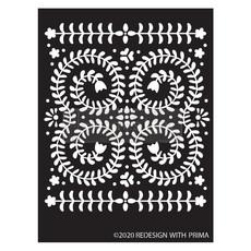 Redesign with Prima Redesign - Stencil - Elegant Vine