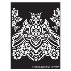 Redesign with Prima Redesign - Stencil - Elegant Lace
