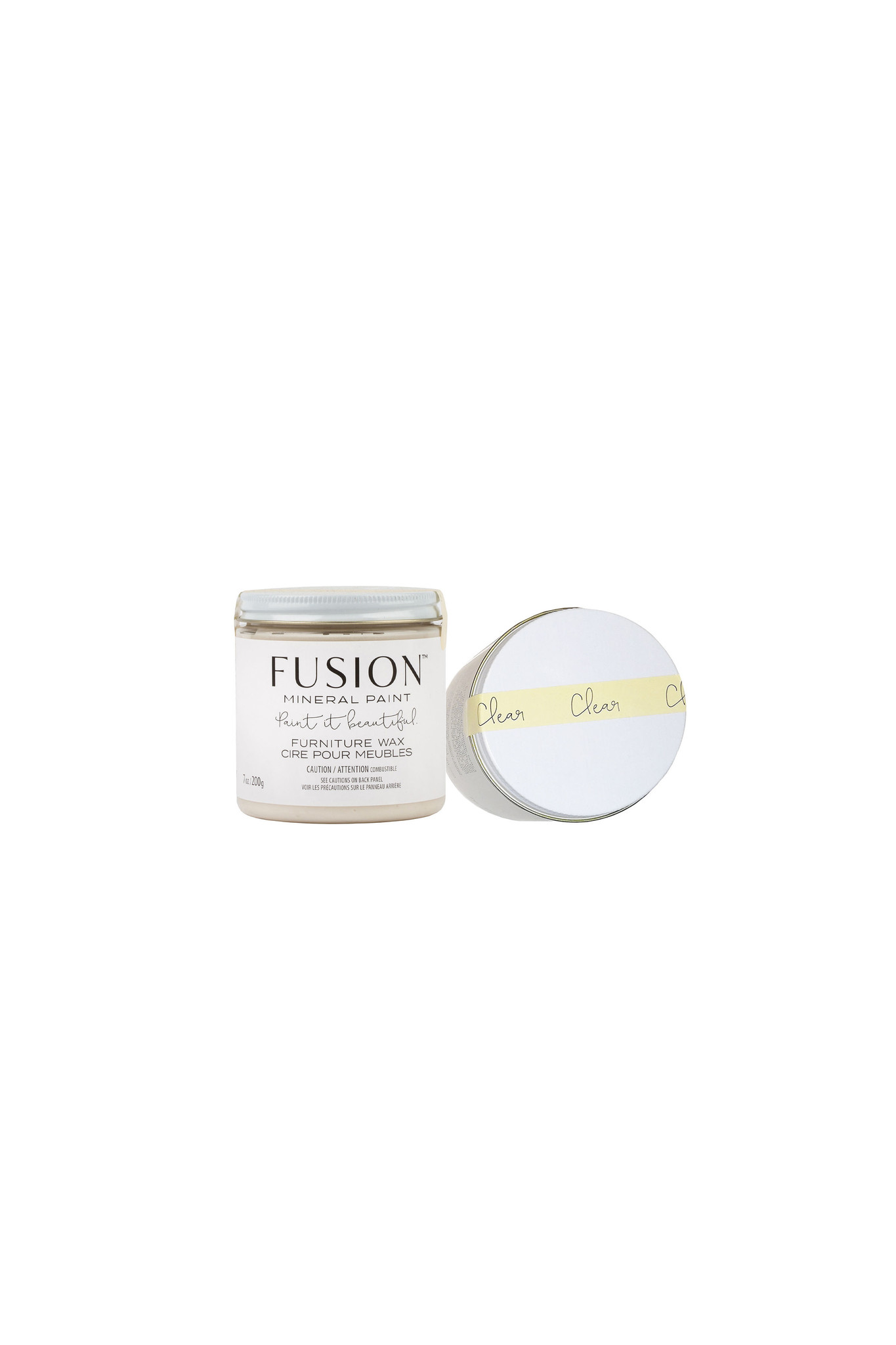 Fusion Mineral Paint Fusion - Clear wax - 200gr