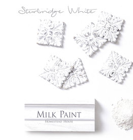 Homestead House HH - Milk Paint - Sturbridge White - 230gr