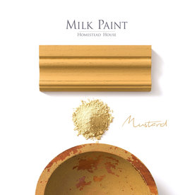 Homestead House HH - Milk Paint - Mustard - 230gr