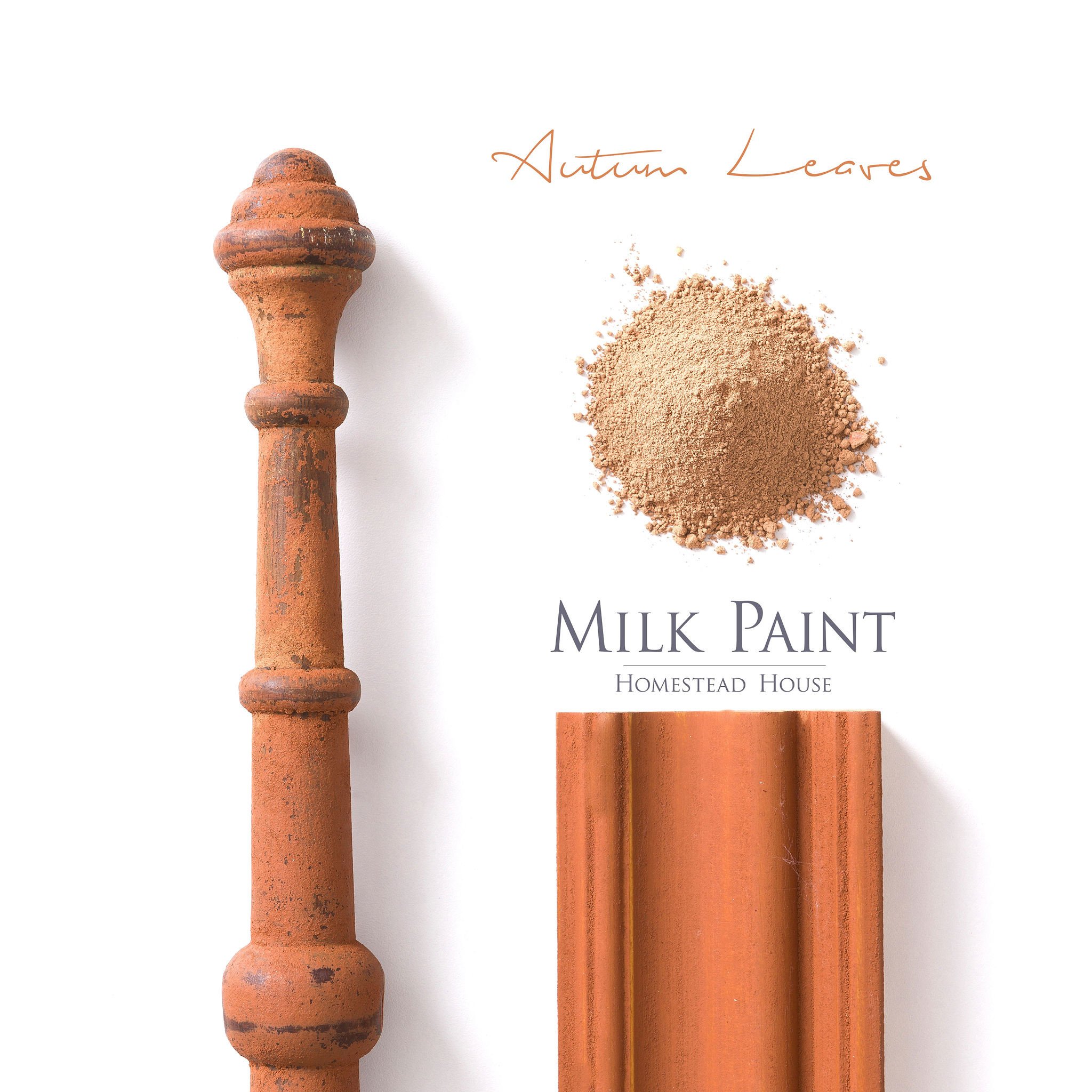 Homestead House HH - Milk Paint - Autumn Leaves - 230gr