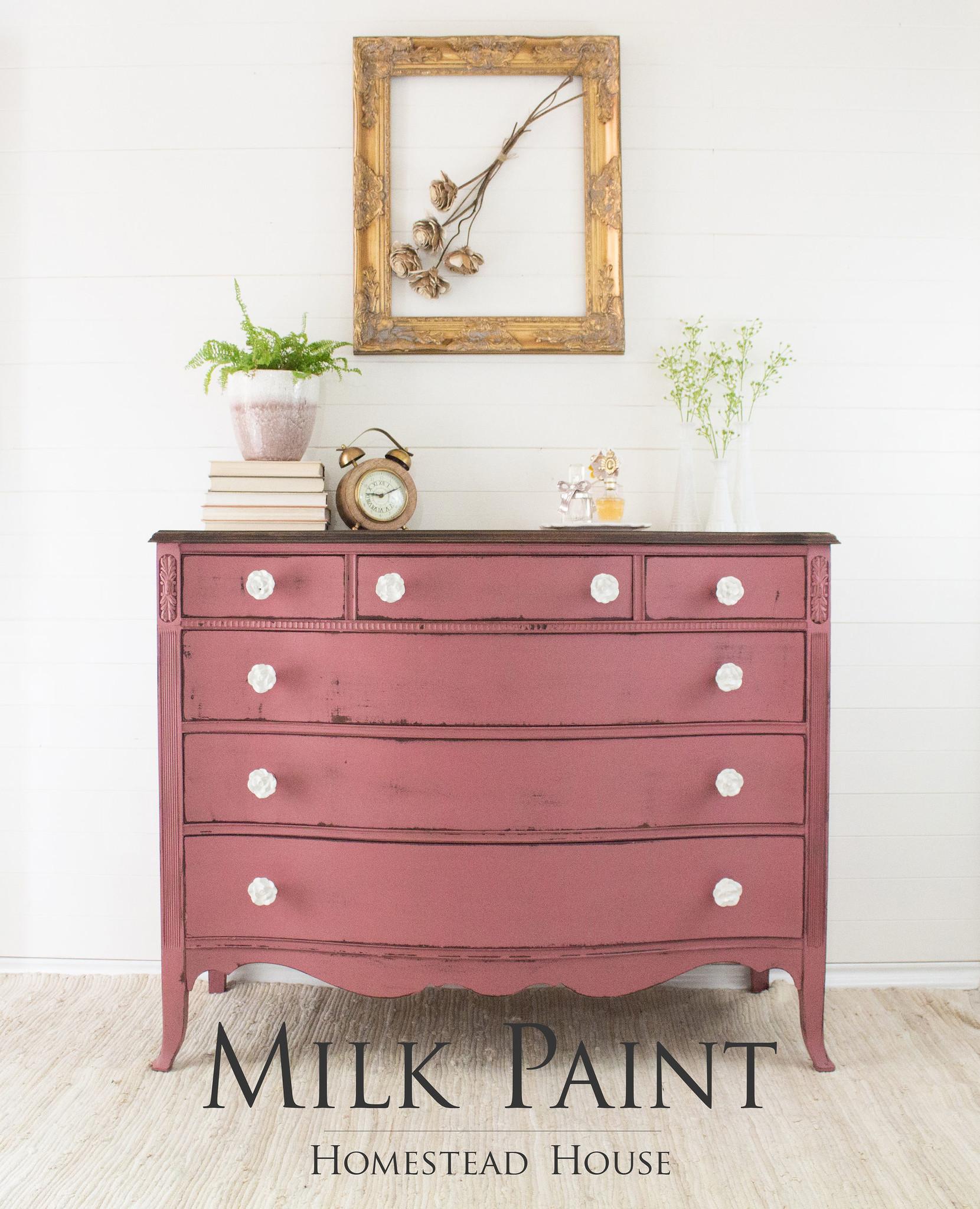 Homestead House HH - Milk Paint - Texas Rose - 230gr