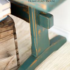 Homestead House HH - Milk Paint - Waterloo Green - 230gr