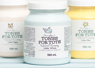 Tones for Tots collection