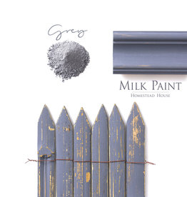 Homestead House HH - Milk Paint - Homestead Grey - 230gr