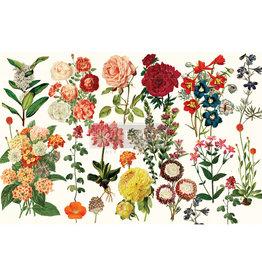 Redesign with Prima Redesign - Decoupage Tissue Paper - Forest Garden